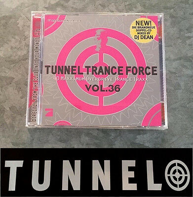 2Cd Tunnel Trance Force Vol. 36