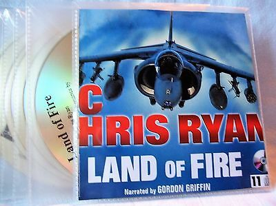 Audio Book  On Cd:-     Land Of Fire