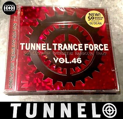 2Cd Tunnel Trance Force Vol. 46