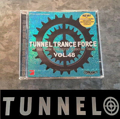 2Cd Tunnel Trance Force Vol. 48