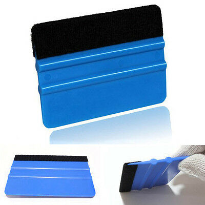 Practical Viny Scraper For Car Window Film Squeegee Felt Edge Wrap