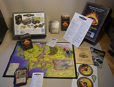 Sammelkartenspiel HdR LotR MIDDLE EARTH The Wizards TCG Limited Edition Box