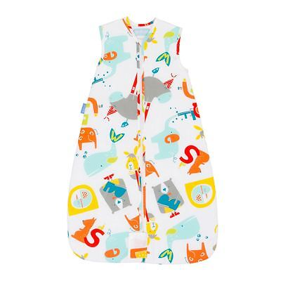 E is for Elephant Travel Grobag Gro Company Baby Sleeping Bag Sack 2.5Tog 18-36m