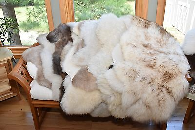 Icelandic Sheepskin Rug,Pet Bed,Chair Cushion,Baby Blanket,Motorcycle Seat Cover
