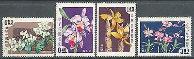 Taiwan, China, 1958, Flora, Flowers, Orchidaceae