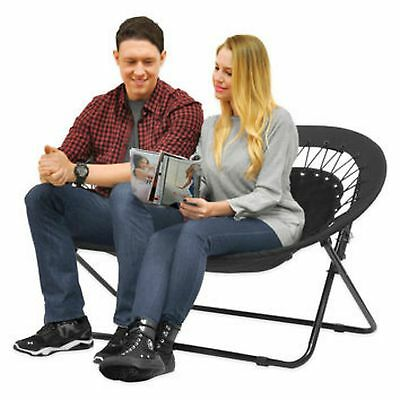Double Bungee Saucer Chair