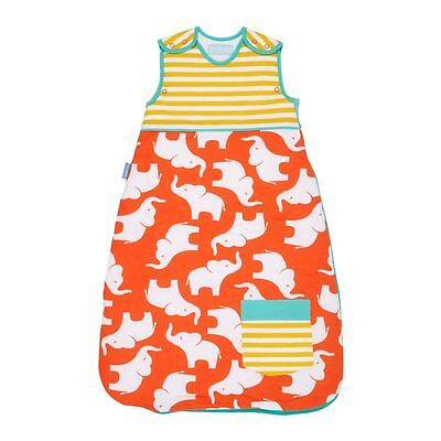 Pocketful of Trunks Grobag by Gro Company Baby Sleeping Bag Sack - 2.5 Tog, 0-6m
