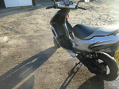 PEUGEOT SPEEDFIGHT SILVER 50 cc low miles