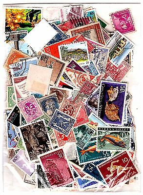 World 50gms Stamps Mix.  Mint/Used/Unchecked.  #2024