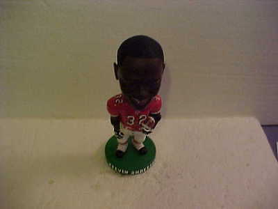 Cfl Team Calgary Stampeders Kelvin Anderson All Time Leading Rusher Bobblehead