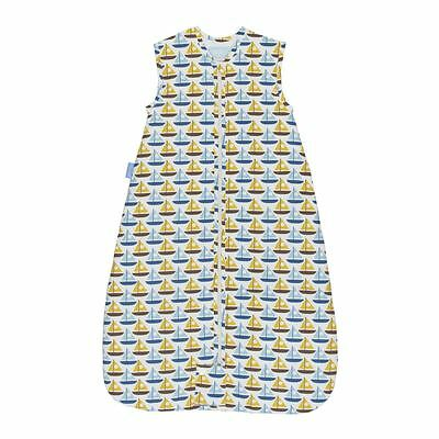 Boats Travel Grobag by Orla Kiely & Gro Company Baby Sleeping Bag, 1.0 Tog 6-18m