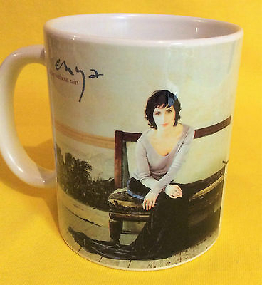Enya-A Day Without Rain 2000-Album Cover-On A Mug.