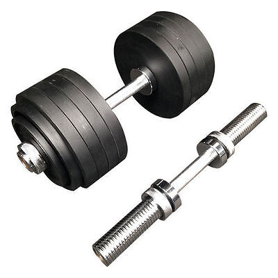 107kg Cast Iron Adjustable Spin Lock Olympic Dumbbell Set for gym fi