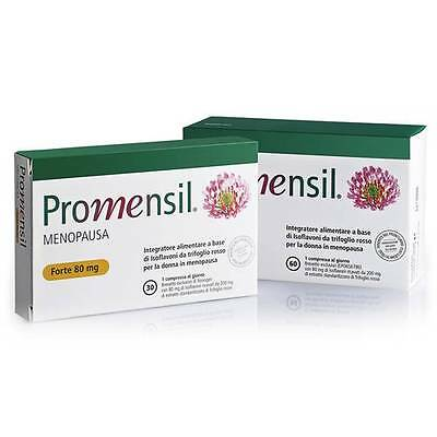Promensil Forte 80Mg Menopausa 60 Compresse Named