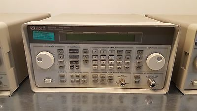AGILENT (HP). 2.0GHz Synthesised Signal Generator
