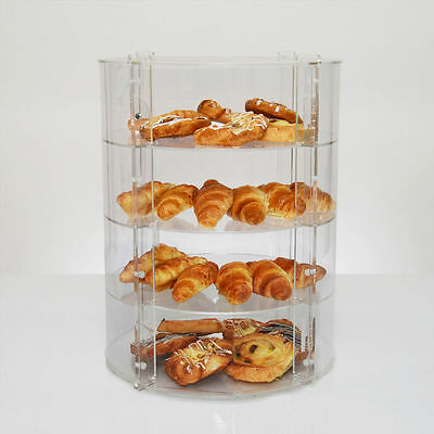 Cake / Food Display Cabinet Stand Sneeze Guard