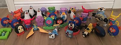 Collection Of McDonalds Toy
