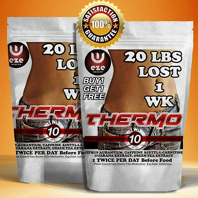 Weight Loss Pills Fat Burner Strong Diet Slimming Tablets -Buy 1 Get 1 Free...