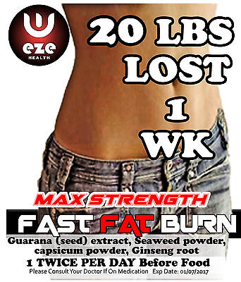 Fat Burner Weight  Loss Tablets Fast  Diet Slimming Pills Buy 2 Get 1 Free