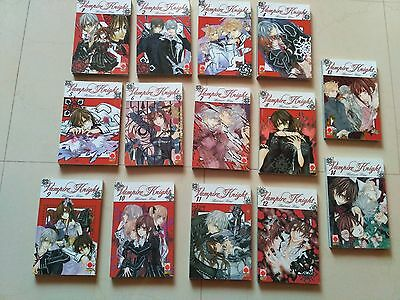VAMPIRE KNIGHT Sequenza completa 1/14 - Planet Manga - Matsuri Hino