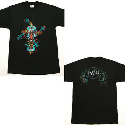 SKINNY PUPPY 1996 Cures that Kill vintage licensed concert tour shirt Sz XL