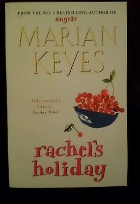 Rachel's Holiday by Marian Keyes (Paperback, 1998)