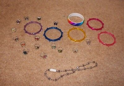 Girl's Jewellery, Rings, Bracelets, Necklace, Lovely Condition