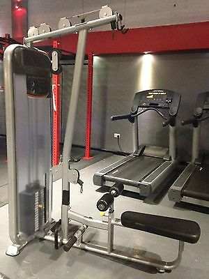 Body Max Lat Pull down/ Seated Row Resistance Machine Commercial Gym Equipment