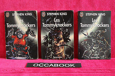 Les Tommyknockers Tome 1,2 et 3 - Stephen King