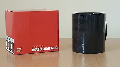 Arsenal 11oz heat changing mug