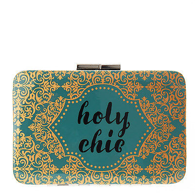 Claire's Girls and Womens & Holy Chic Hard Case Purse