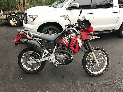 2004 Kawasaki KLR  Kawasaki KLR650 VERY LOW MILES Great Bike Barely Used
