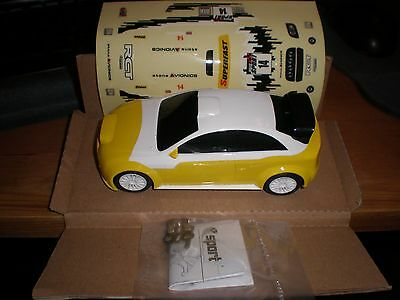 Scalextric Rally Thunder Solo Car (Yellow) -  New Boxed C3531