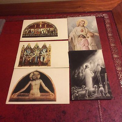 religious old postcards