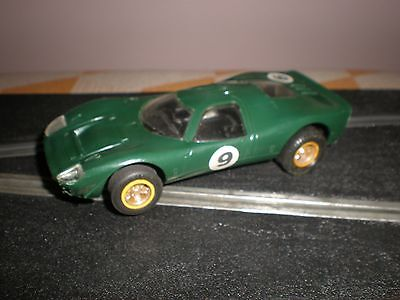 Scalextric Ford Mirage Type 1 (Dark Green)  Good Condition -  Unboxed C15