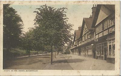 Shops On The Green,bournville