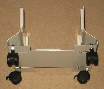 Cpu/tower Stand With Wheels - Fully Adjustable Width - In Perfect Used Condition