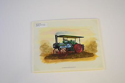 Edward Schaefer - Early 1900's Case Steam Engine - Limited Edition Print