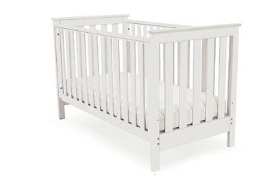 Mothercare Jamestown Cot Bed in White
