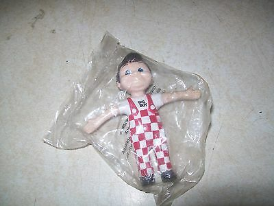 "Rare Skinny New Sealed Vintage "" Big Boy Bendable Figure Toy"" Great Collectible"