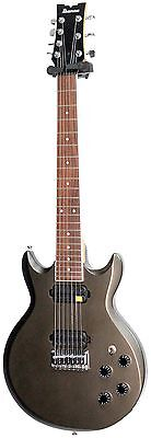 Ibanez AX7221 7-String Electric Guitar in Grey Pewter (2005) (used)