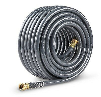 Gilmour 10-58050 8-ply Flexogen Hose 5/8-Inch by 50-Foot Grey