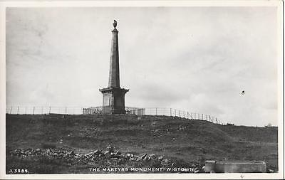 The Martyrs Monument,wigtown