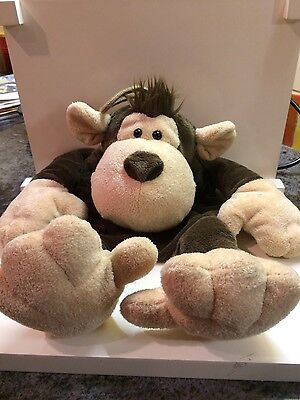 Childs Monkey Hot Water Bottle Cover