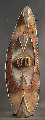 "Highly Abstract ""garra"" Hook Hunstein Mountains Papua New Guinea"