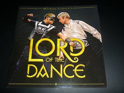 Lord Of The Dance 2005 Programme. Michael Flatley.