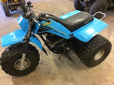 1984 Yamaha 225DX DR Electric Start NO RESERVE
