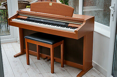 Yamaha Clavinova CLP950 Digital Piano 88 KEY Full-Size GHE Weighted Scaled Stool