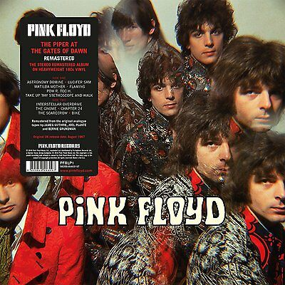 Pink Floyd - The Piper At The Gates Of Dawn (Vinyl LP) NEW/SEALED