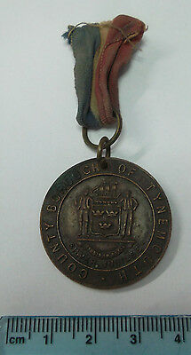 Borough Of Tynemouth - 1935 Silver Jubilee - Medal